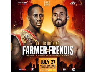 Affiche Guillaume Frenois Vs Farmer
