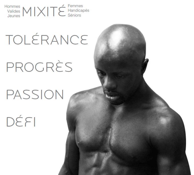 Mixité Tolérence Progrès Passion Défi