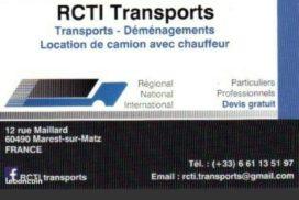 RCIT Transports