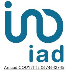 Arnaud GOUYETTE Conseiller Immobilier IAD À PONT-SAINTE-MAXENCE