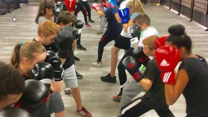 Reprise boxe éducative lundi 09 septembre 2019