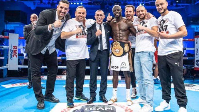 Yvan Mendy - WBA GOLD 13 décembre 2019